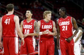 NCAA Basketball: New Mexico at Fresno State
