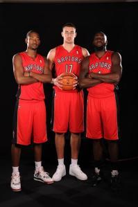 Raptors Rookies