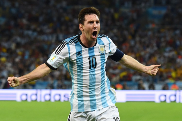 Contrary to popular narrative, Messi's tournament actually wasn't a failure
