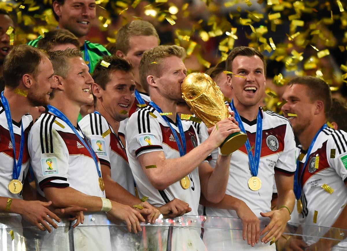 2014 World Cup Final Part 1 The Legacy For Germany