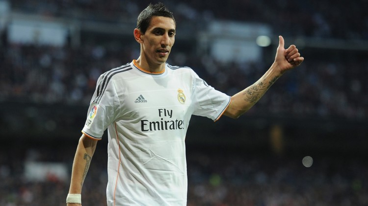 Real Madrid's willingness to sell Angel Di Maria makes 0 sense