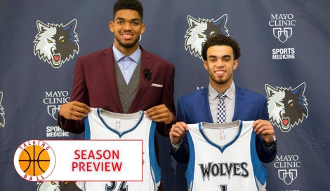 Timberwolves Cover